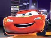 Skrytá písmena v Disney Cars hra online
