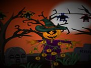 Útěk na Halloween hra online