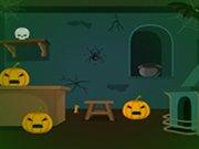 Útěk na Halloween 7 hra online