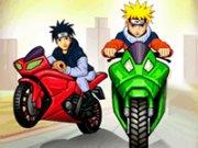 Naturo závody na motorkách hra online
