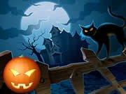 Halloweenový muž hra online