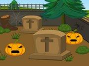 Útěk na Halloween 5 hra online