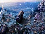 Hledačka ze zamrzlého království hra online
