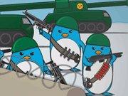 Agresor z jižního pólu hra online