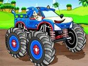Sonic Truck hra online