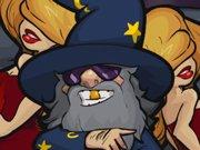 Čaroděj ve městě 4 hra online