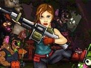 Mrtvá země zombíků hra online