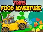 Tonyho vozík na hamburgry hra online