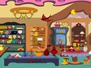 Schované předměty v domě hra online