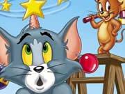 Puzzle s Tomem a Jerrym hra online