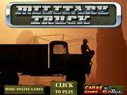 Vojenský náklaďák hra online