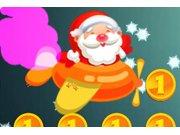 Santovo vánoční let hra online
