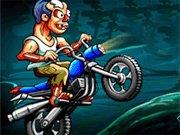Zombie motorkář hra online