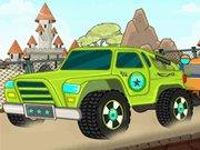 Bláznivá jízda náklaďáku hra online