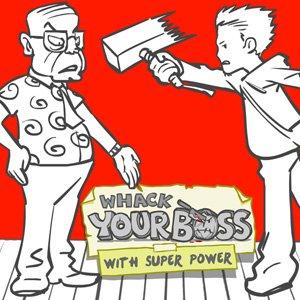 Sejmi svého šéfa jako superhrdina hra online
