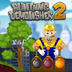 Mistr demolice 2 hra online
