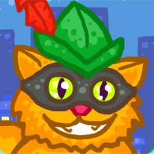 Kočka Robin hra online