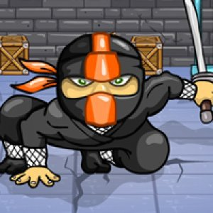 Ninja zachránce hra online