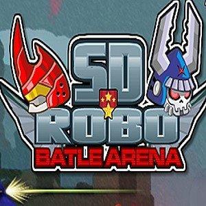 SD Robo bojová aréna hra online