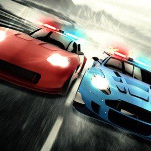 Policejní jízda hra online