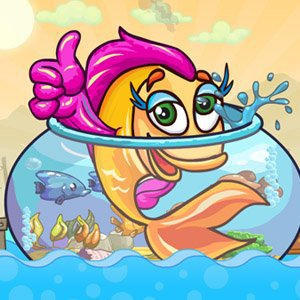 Záchrana ryb hra online