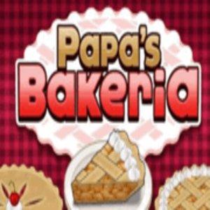 Papa\'s pekárna hra online