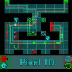 Pixel TD hra online