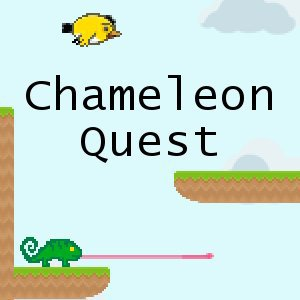Chameleonovo dobrodružství hra online