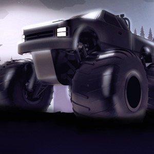 Monster truck závody 2 hra online