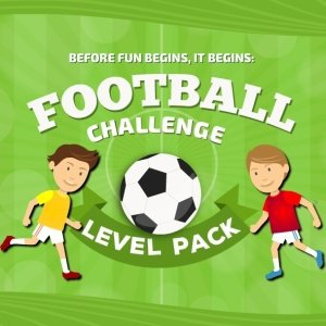 Fotbalové utkání - level pack hra online