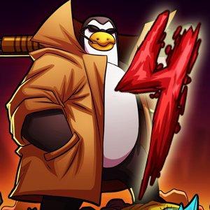 Zombíci vs. tučňáci 4 - Znovuzničení hra online