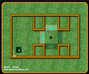 Mini golf 3 hra online