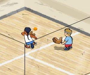 Squash bez rakety hra online