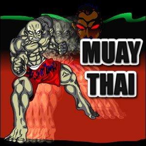 Muay Thai hra online