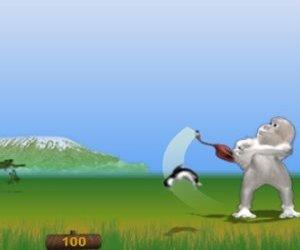 Yeti sportuje hra online