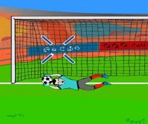 Penaltový rozstřel hra online