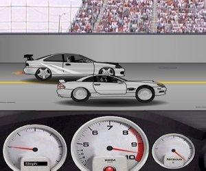Závody ve zrychlení v3 hra online
