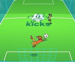Fotbal jeden na jednoho hra online