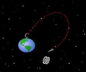Gravitace hra online