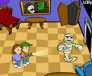 Zachraňte Edu hra online