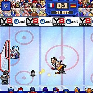 Zuřivý hokej hra online