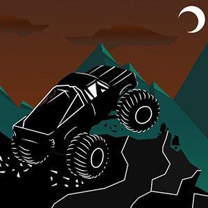 Temný monster truck 3 hra online