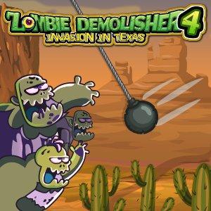 Zabiják zombíků 4 - Invaze to Texasu hra online