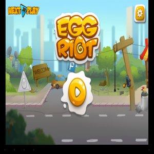 Vzestup vajec hra online