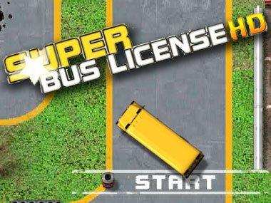 Řidičák na školní autobus HD hra online