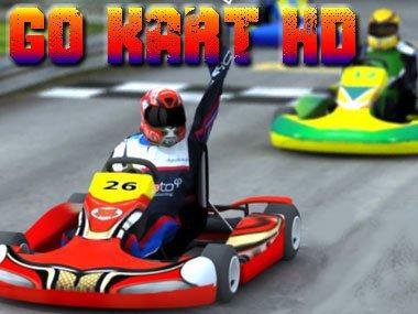 Motokáry HD hra online