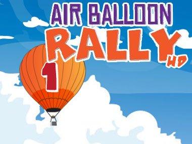 Rally horkovzdušných balónů HD hra online