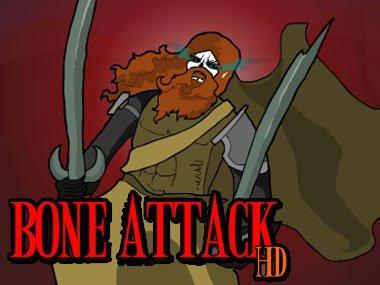 Útok kostlivců HD hra online