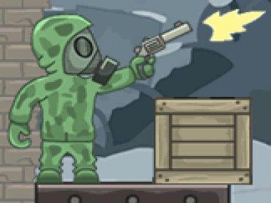Zabíjení odrazem - Sibiř hra online