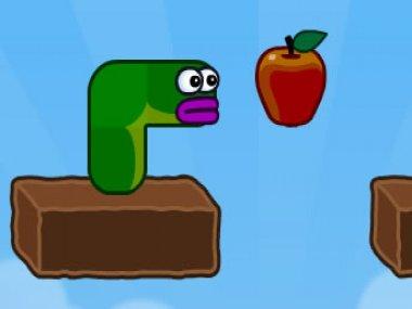 Jablečný červ hra online